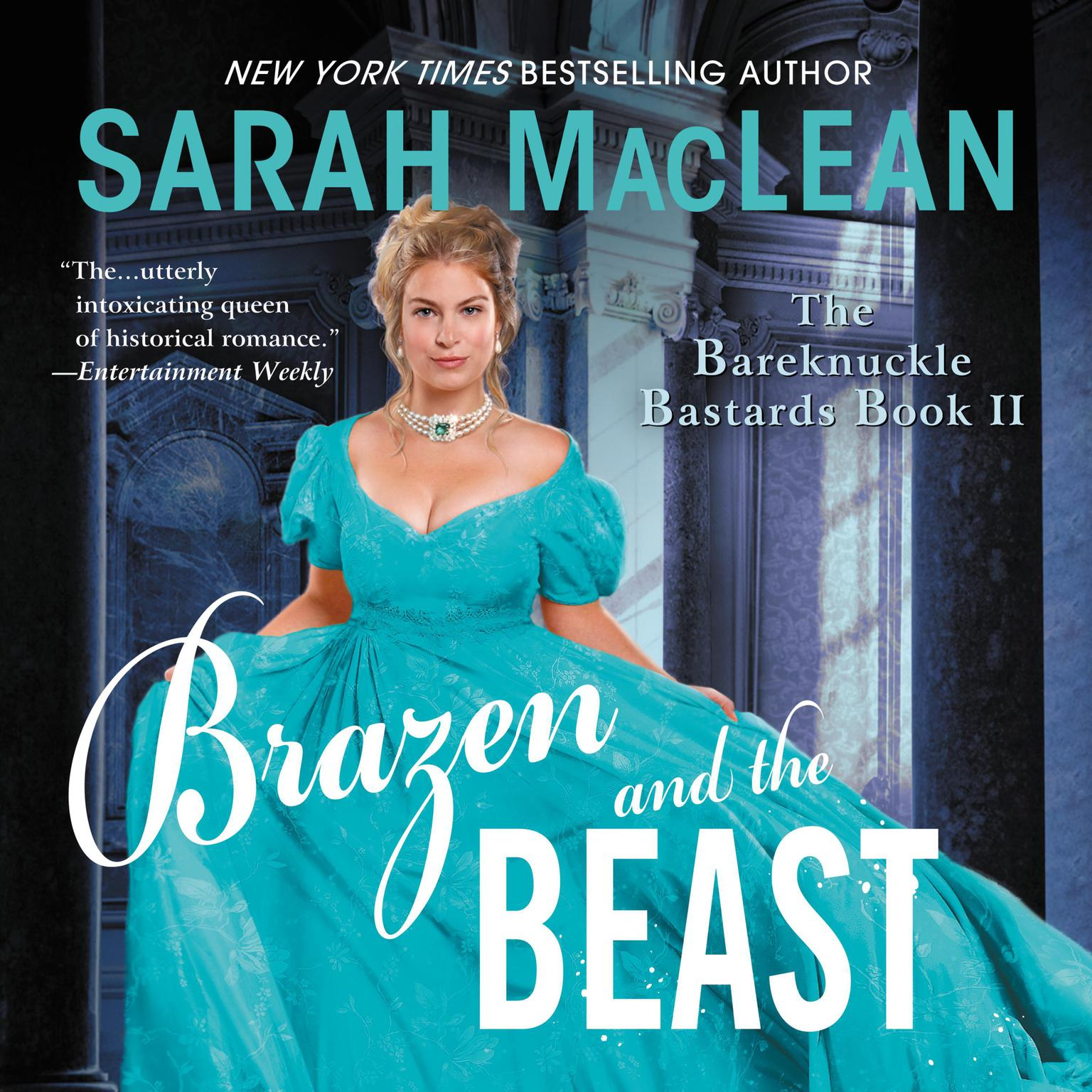 Printable Brazen and the Beast: The Bareknuckle Bastards Book II Audiobook Cover Art