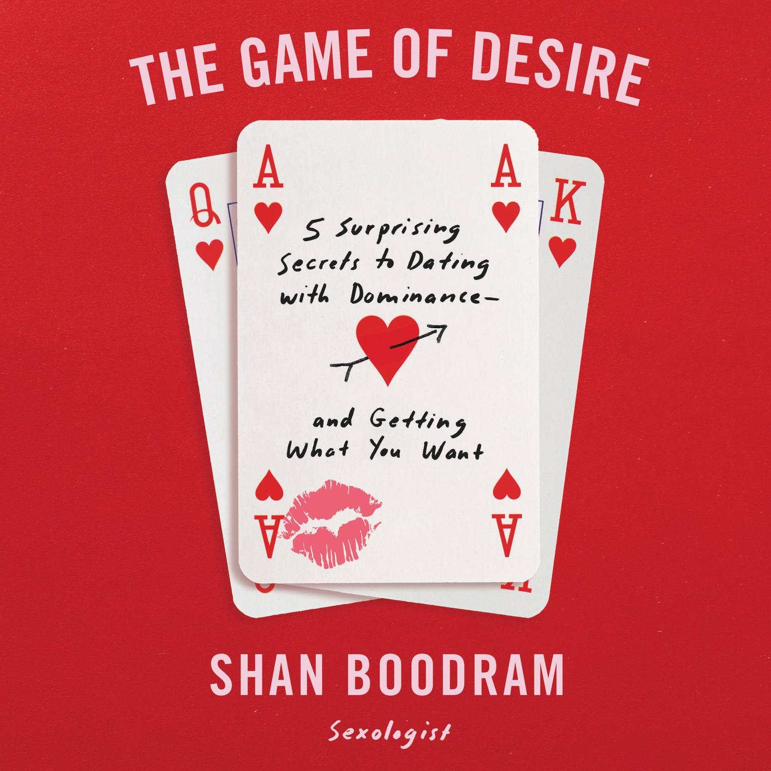 Printable The Game of Desire: 5 Surprising Secrets to Dating with Dominance - and Getting What You Want Audiobook Cover Art