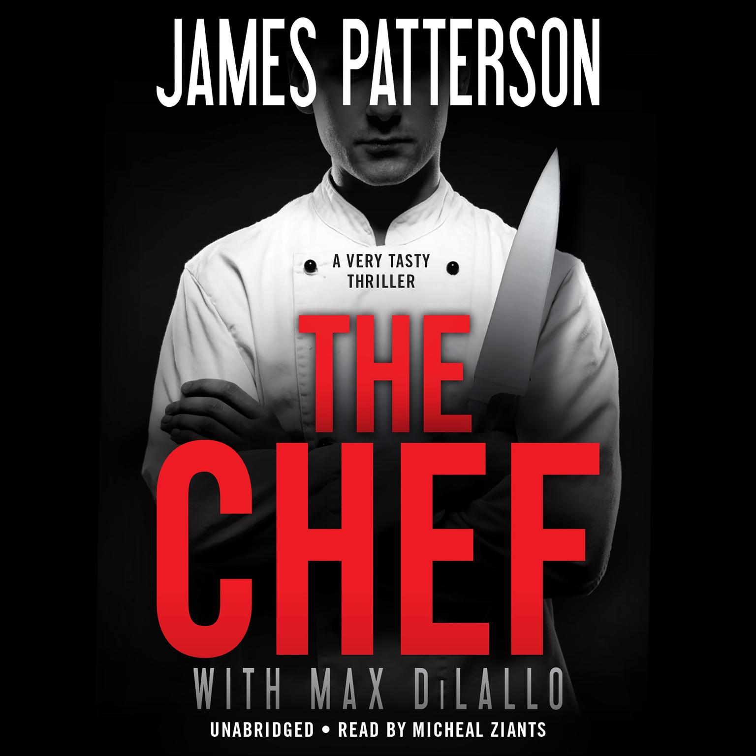 Printable The Chef Audiobook Cover Art