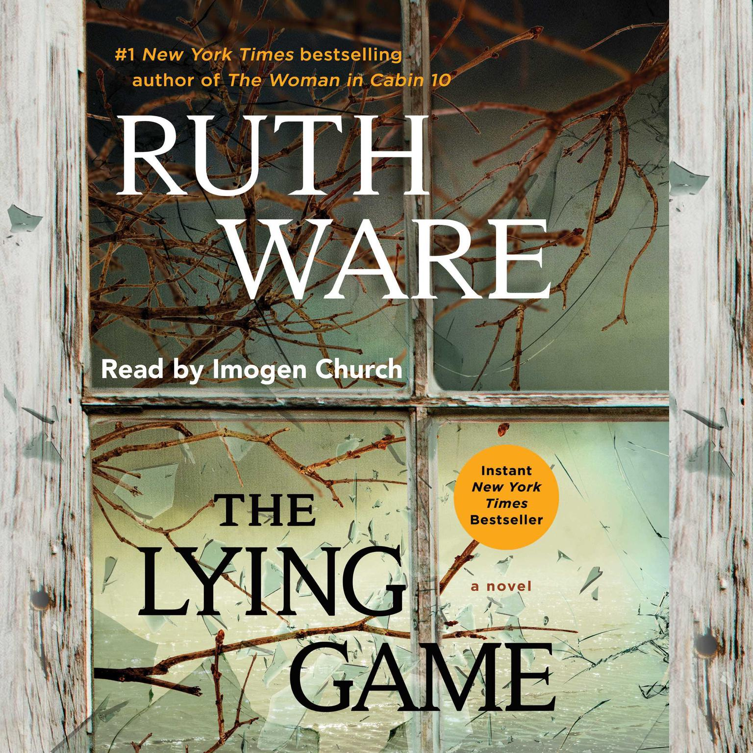 Printable The Lying Game Audiobook Cover Art