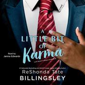 A Little Bit of Karma Audiobook, by ReShonda Tate Billingsley