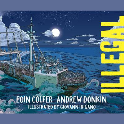 Illegal Audiobook, by Eoin Colfer