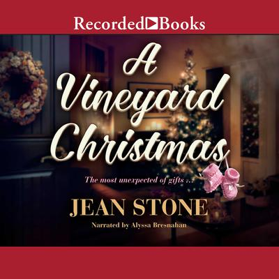 A Vineyard Christmas Audiobook, by Jean Stone