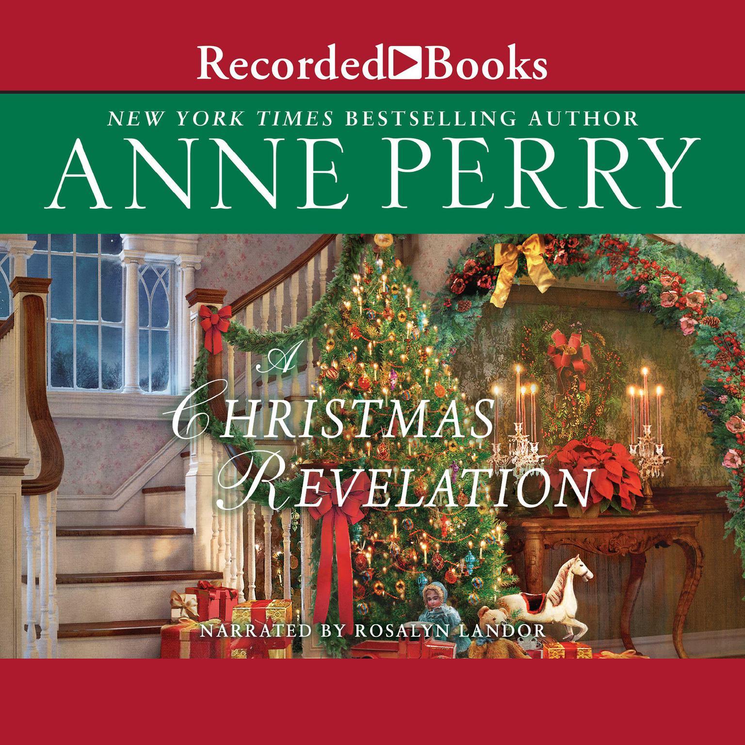 Printable A Christmas Revelation Audiobook Cover Art