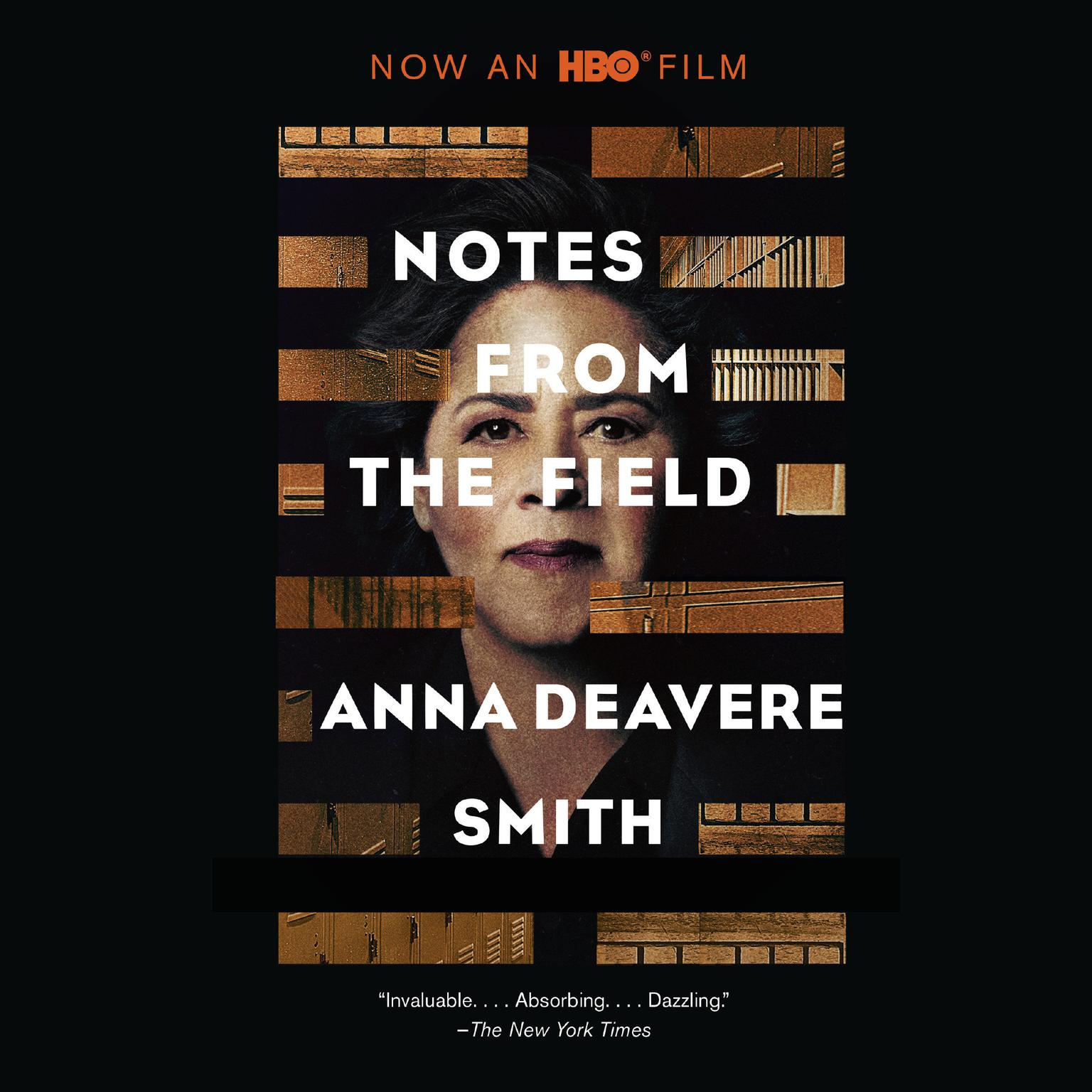 Printable Notes from the Field Audiobook Cover Art