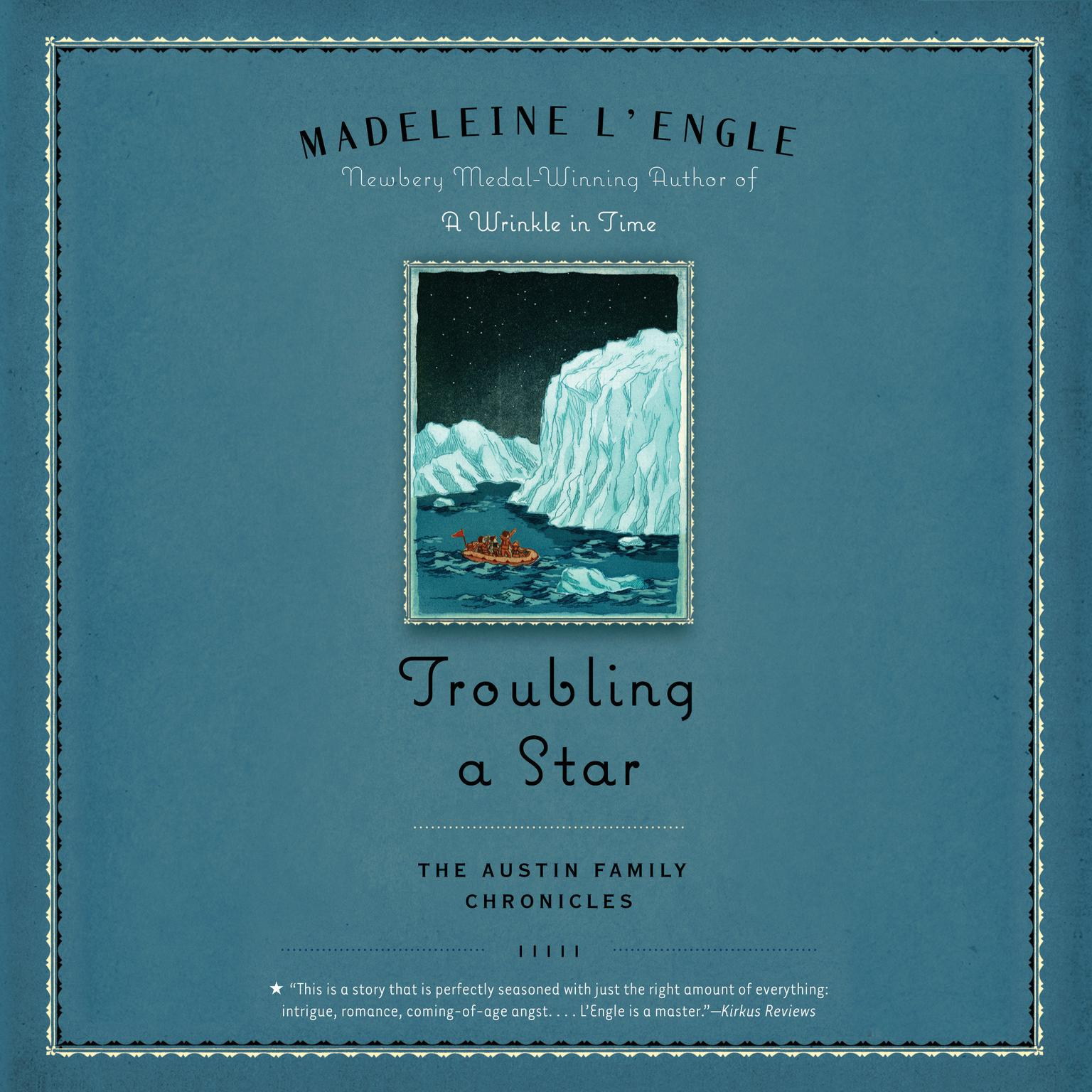 Printable Troubling a Star: The Austin Family Chronicles, Book 5 Audiobook Cover Art