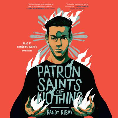 Patron Saints of Nothing Audiobook, by Randy Ribay