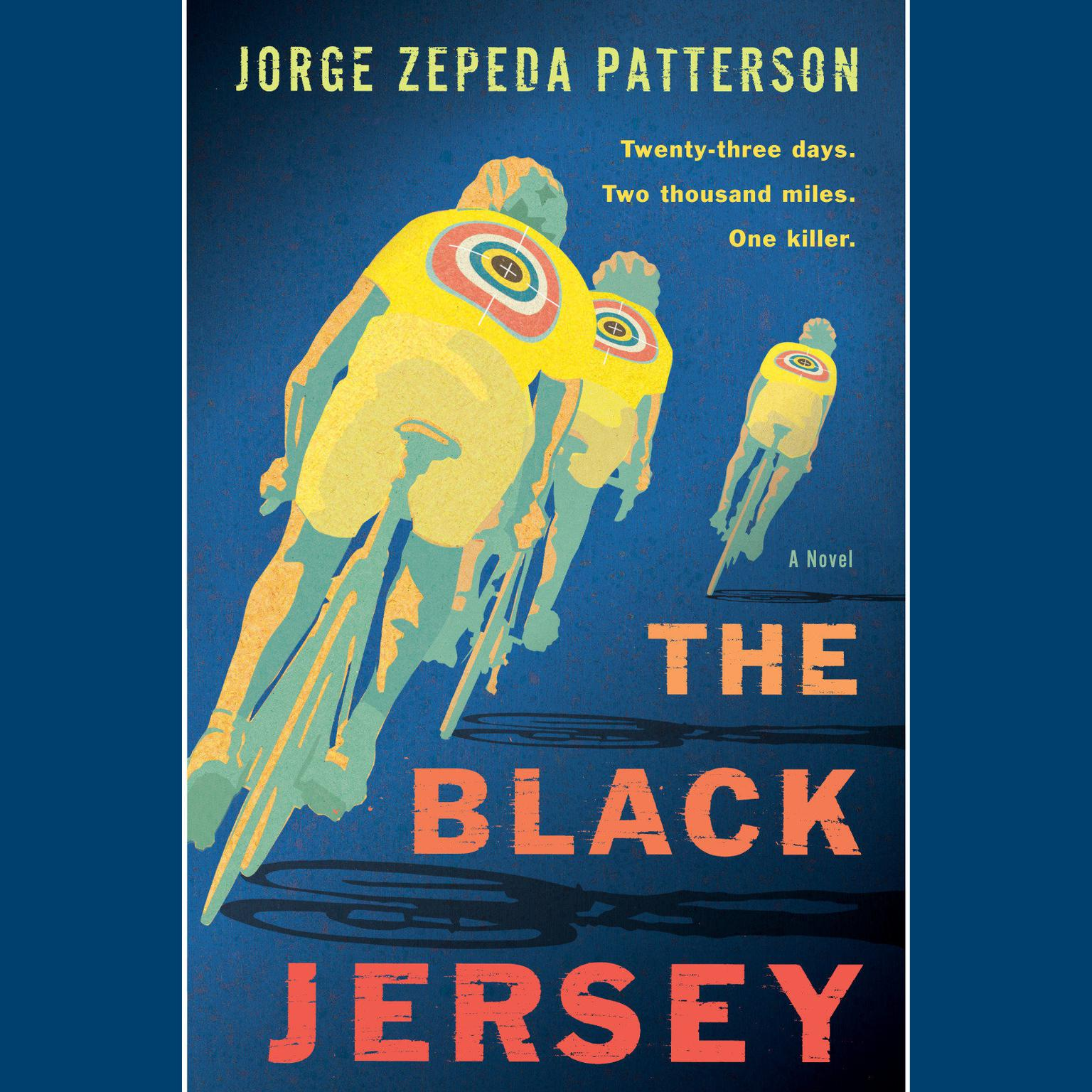 Printable The Black Jersey: A Novel Audiobook Cover Art