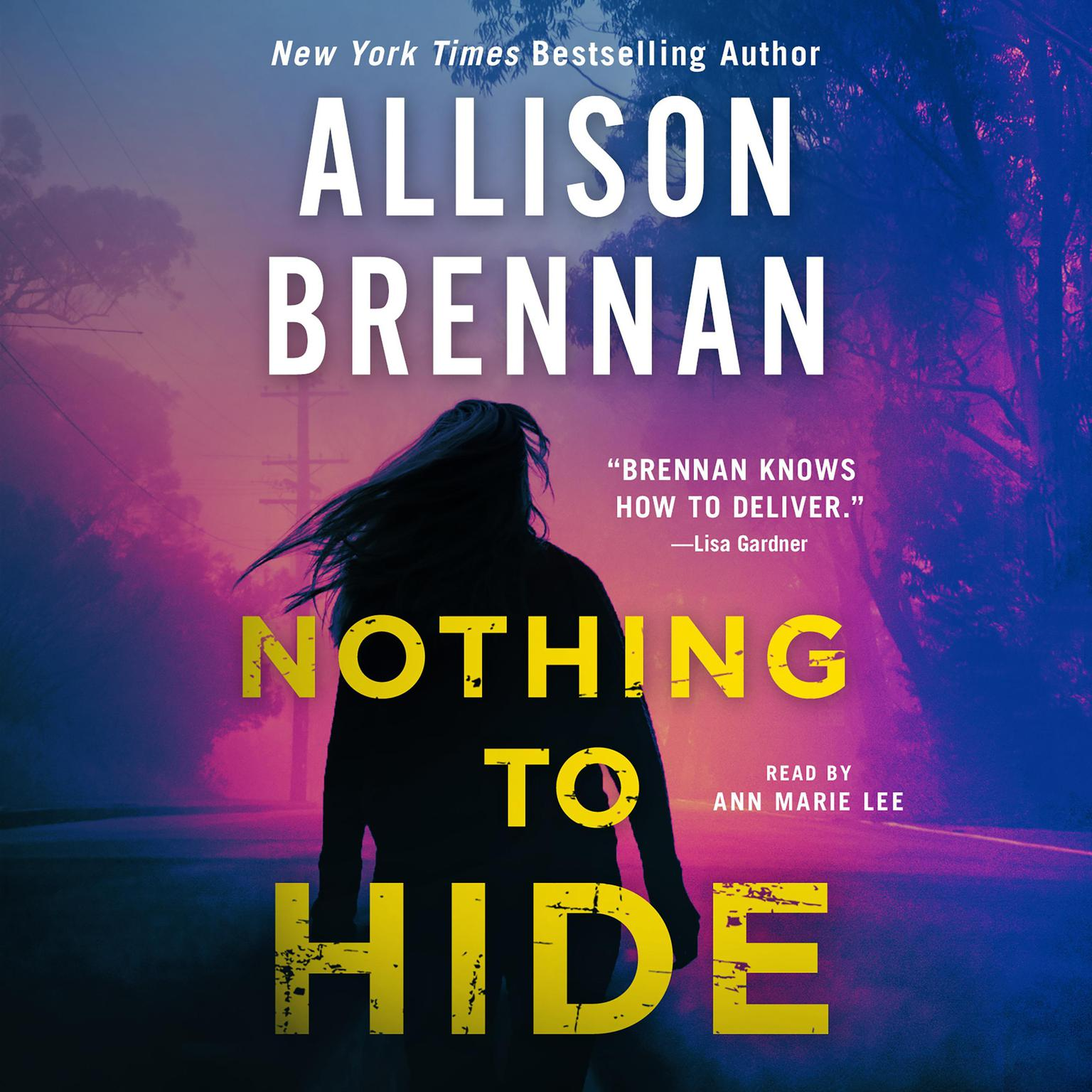 Printable Nothing to Hide Audiobook Cover Art