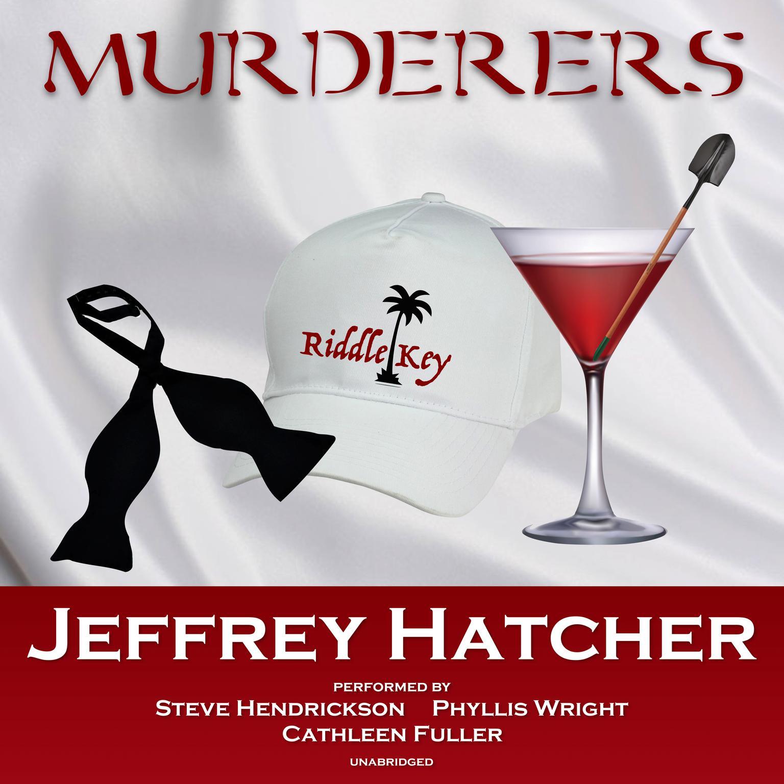 Murderers Audiobook, by Jeffrey Hatcher
