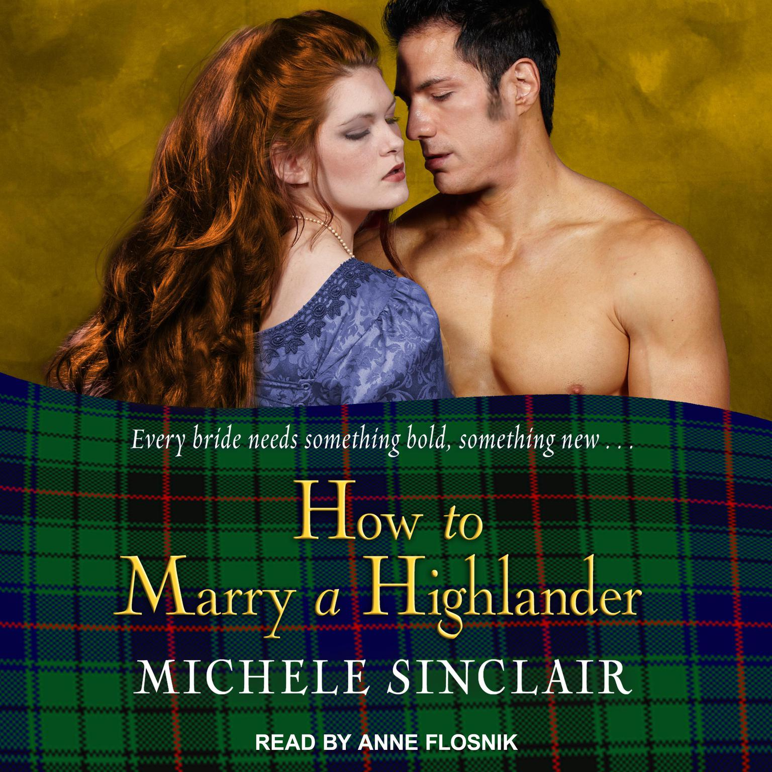Printable How to Marry a Highlander Audiobook Cover Art