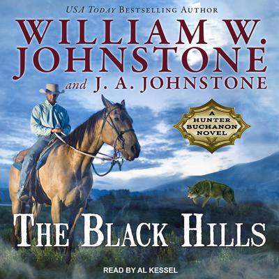 The Black Hills Audiobook, by