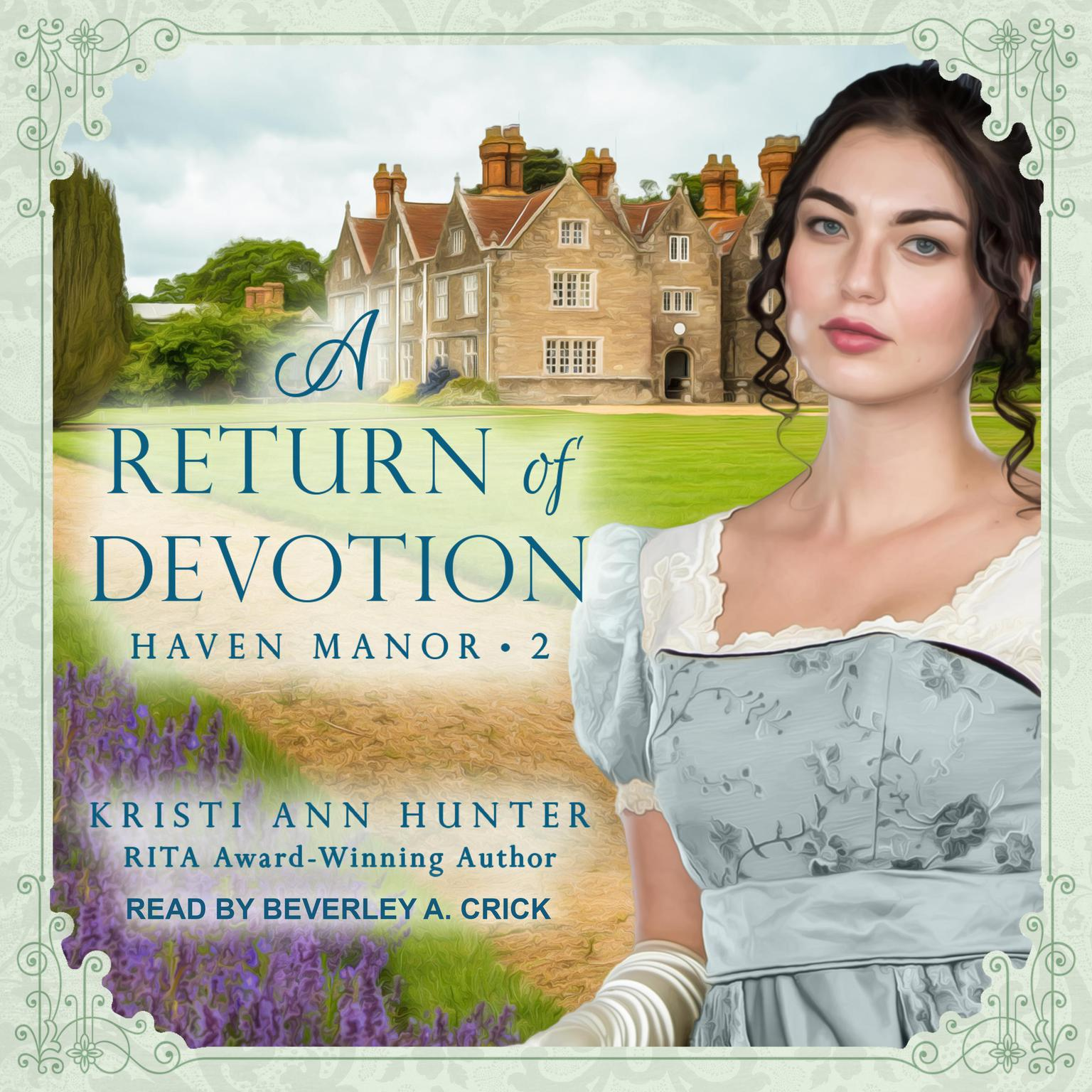 Printable A Return of Devotion Audiobook Cover Art