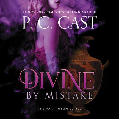 Divine by Mistake Audiobook, by P. C. Cast