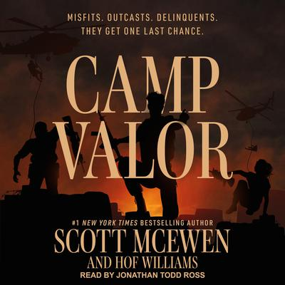 Camp Valor Audiobook, by Scott McEwen