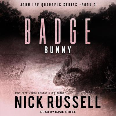 Badge Bunny Audiobook, by Nick Russell