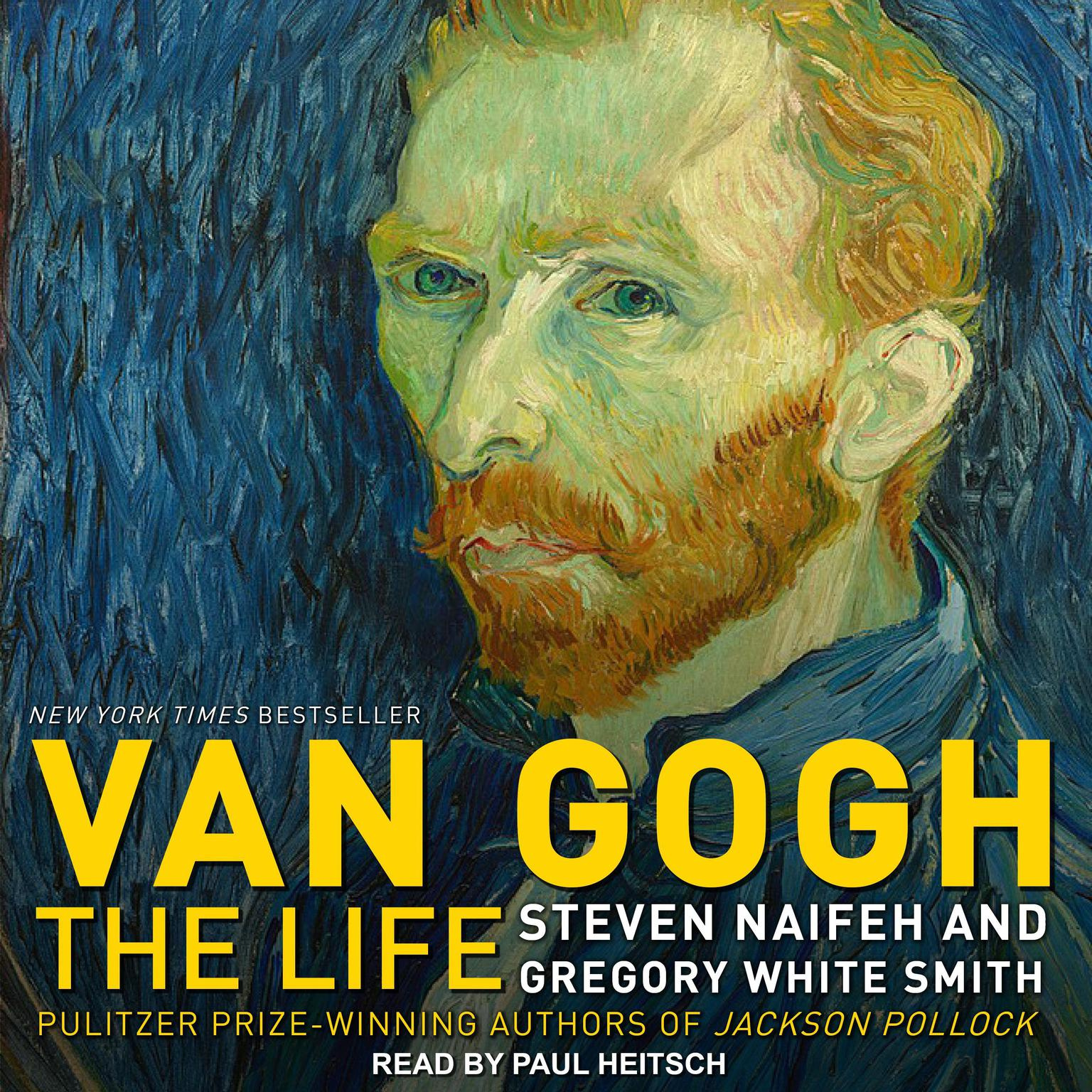 Printable Van Gogh: The Life Audiobook Cover Art