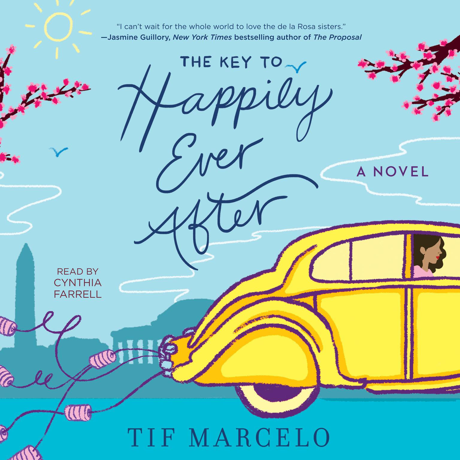 Printable The Key to Happily Ever After Audiobook Cover Art