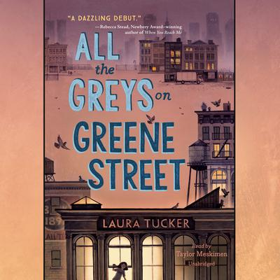 All the Greys on Greene Street Audiobook, by Laura Tucker
