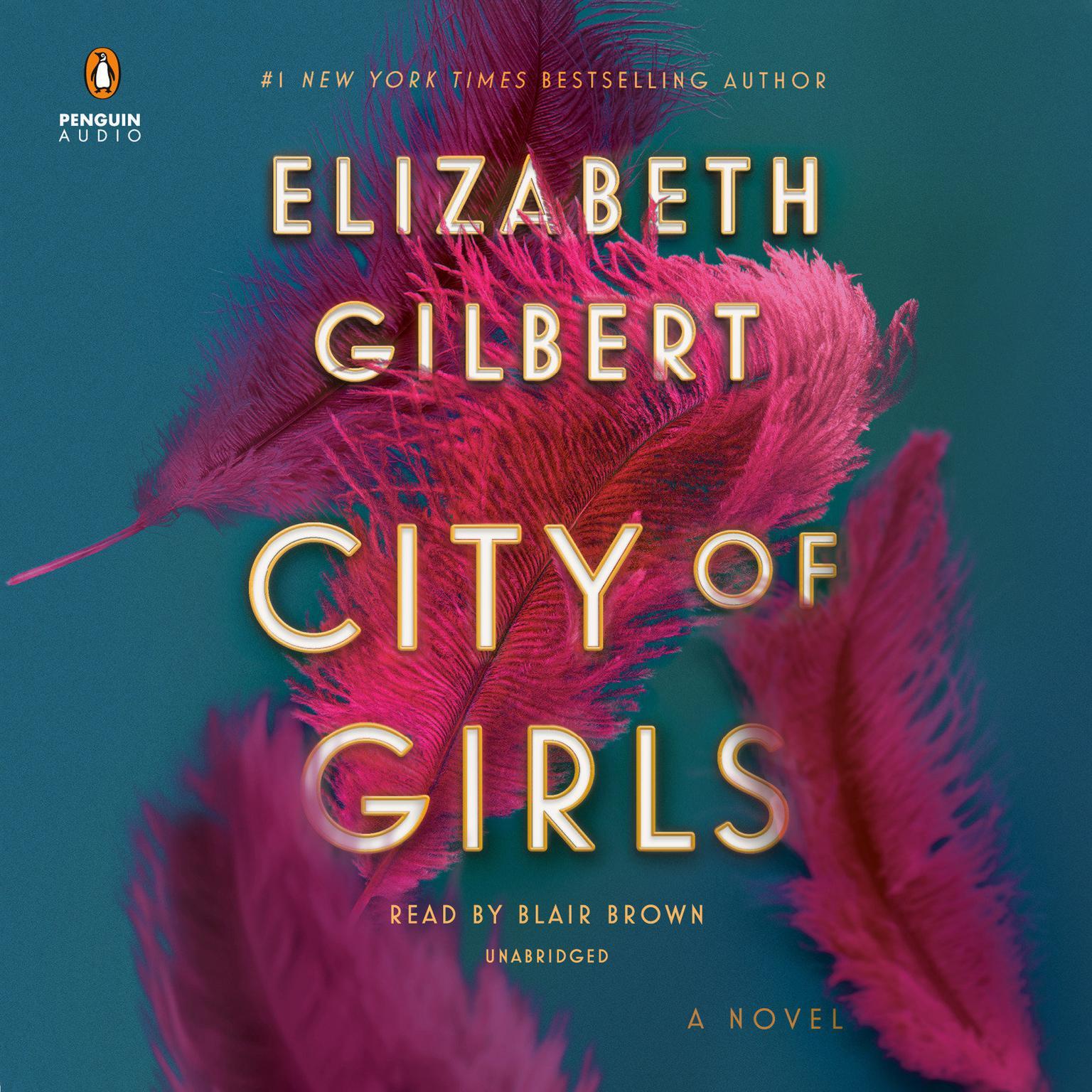 Printable City of Girls: A Novel Audiobook Cover Art