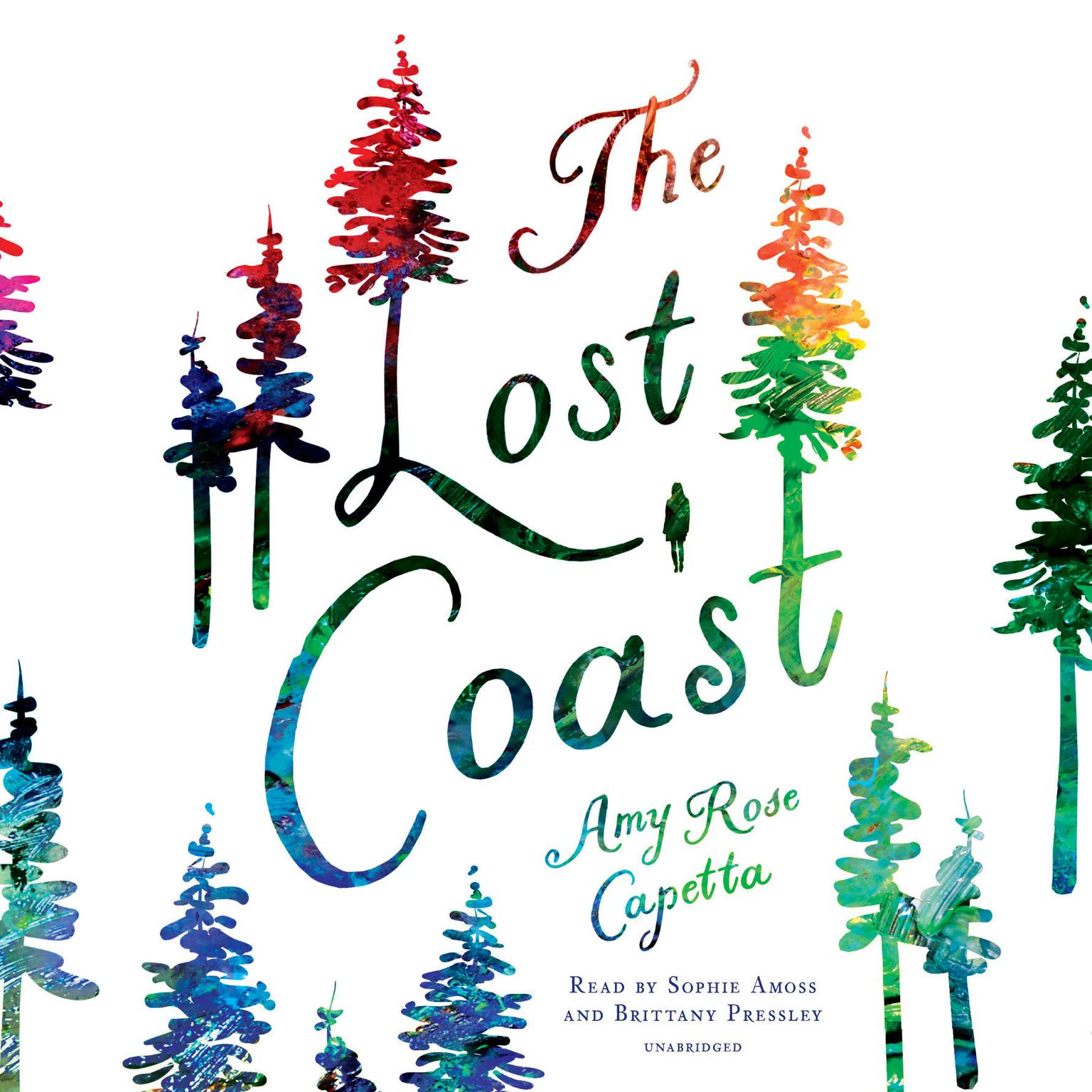 Printable The Lost Coast Audiobook Cover Art