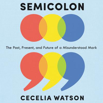 Semicolon: The Past, Present, and Future of a Misunderstood Mark Audiobook, by Cecelia Watson