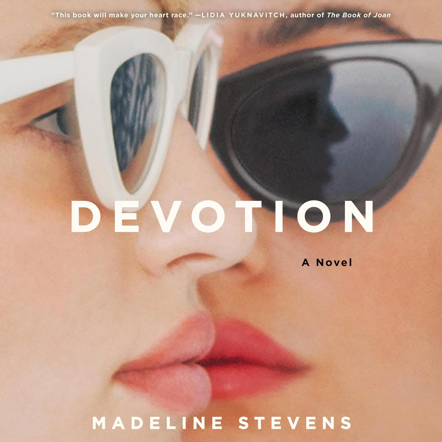 Devotion: A Novel Audiobook, by Madeline Stevens