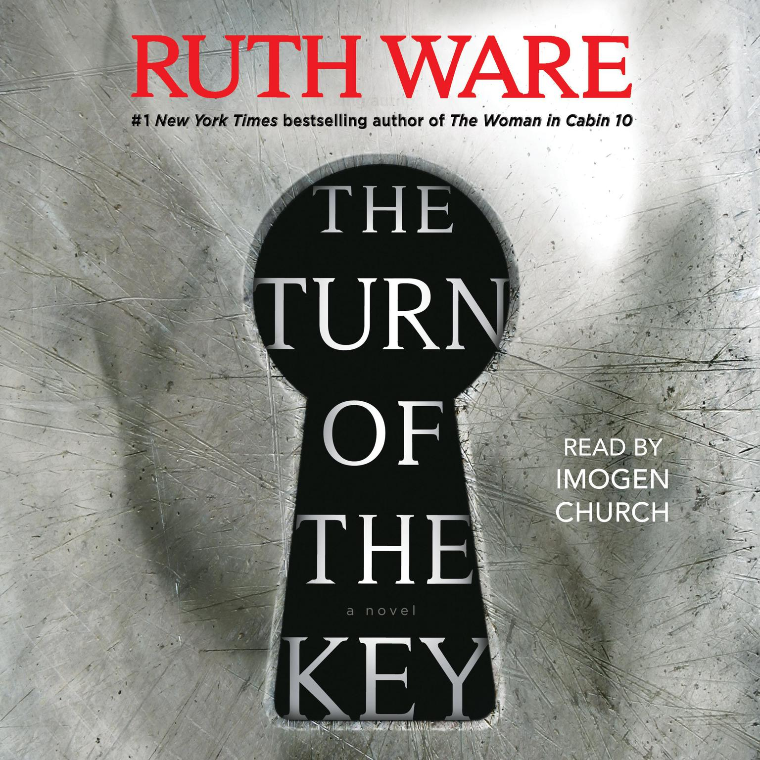 Printable The Turn of the Key Audiobook Cover Art