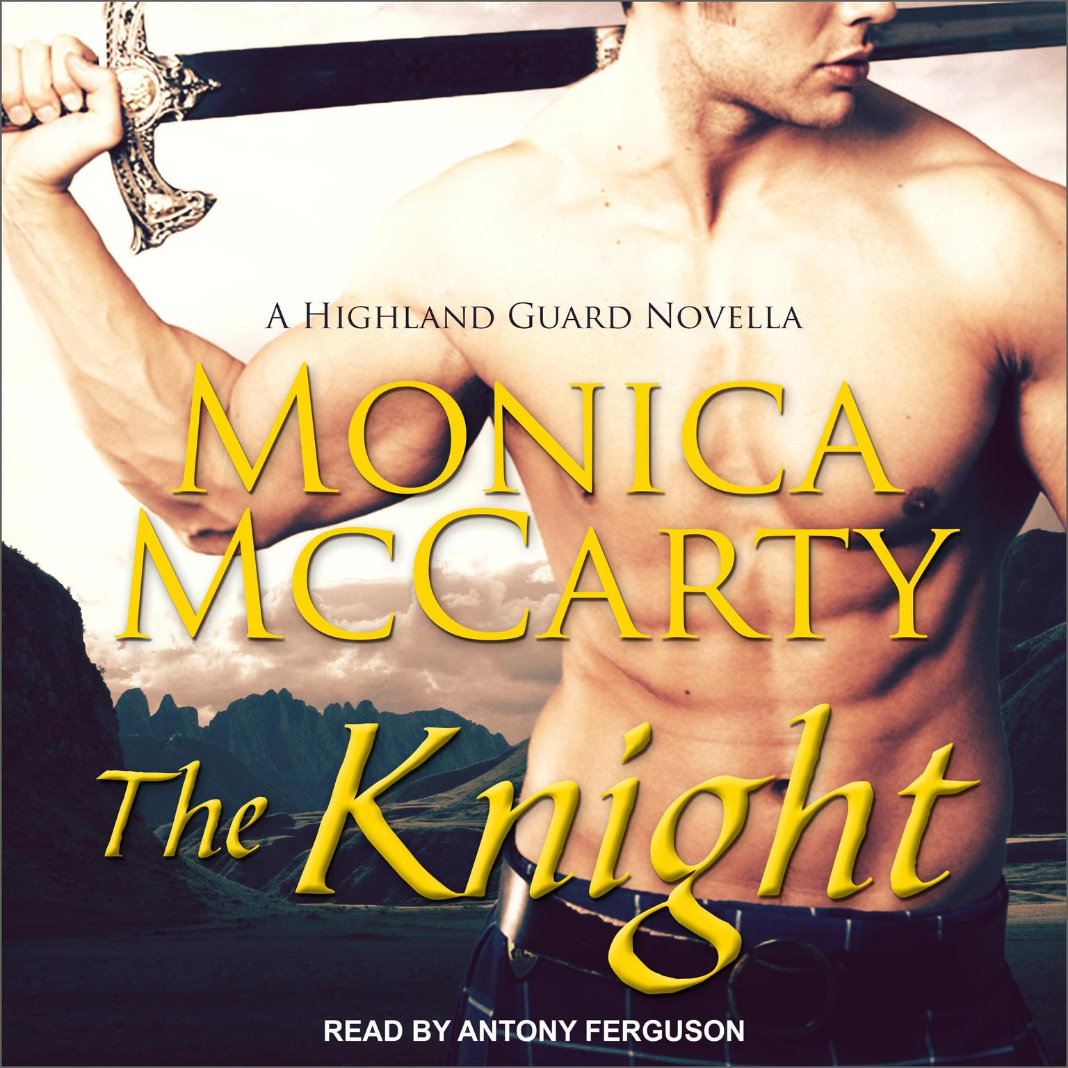 Printable The Knight Audiobook Cover Art
