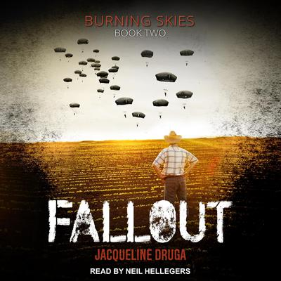 Fallout Audiobook, by Jacqueline Druga