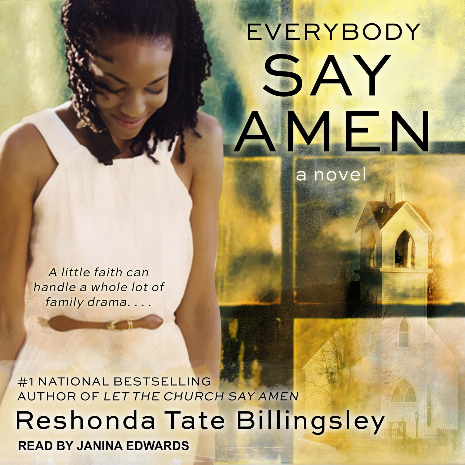 Printable Everybody Say Amen Audiobook Cover Art
