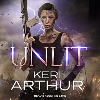 Unlit Audiobook, by Keri Arthur