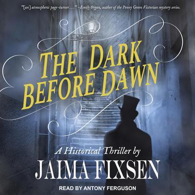 The Dark Before Dawn Audiobook, by Jaima Fixsen