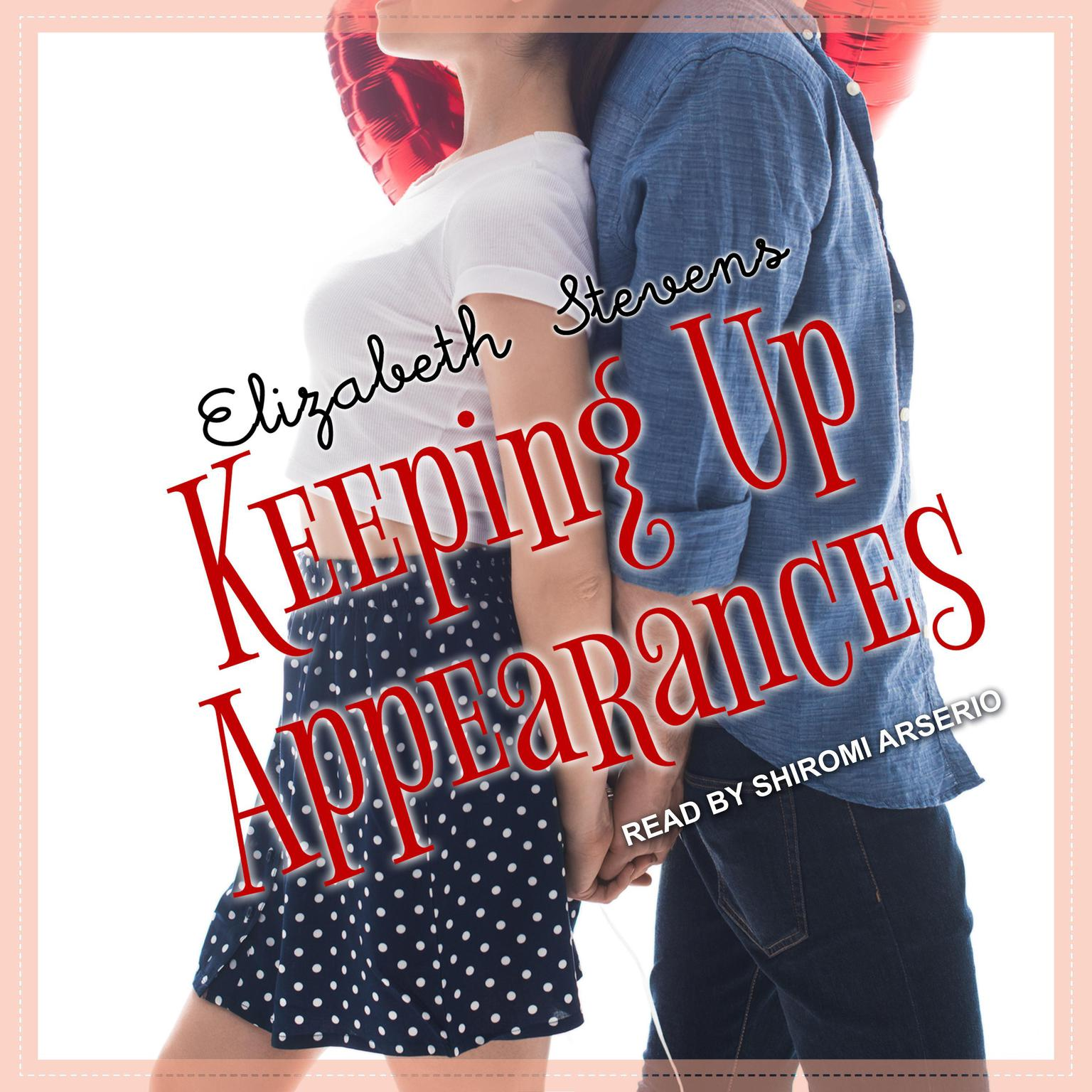 Printable Keeping Up Appearances Audiobook Cover Art