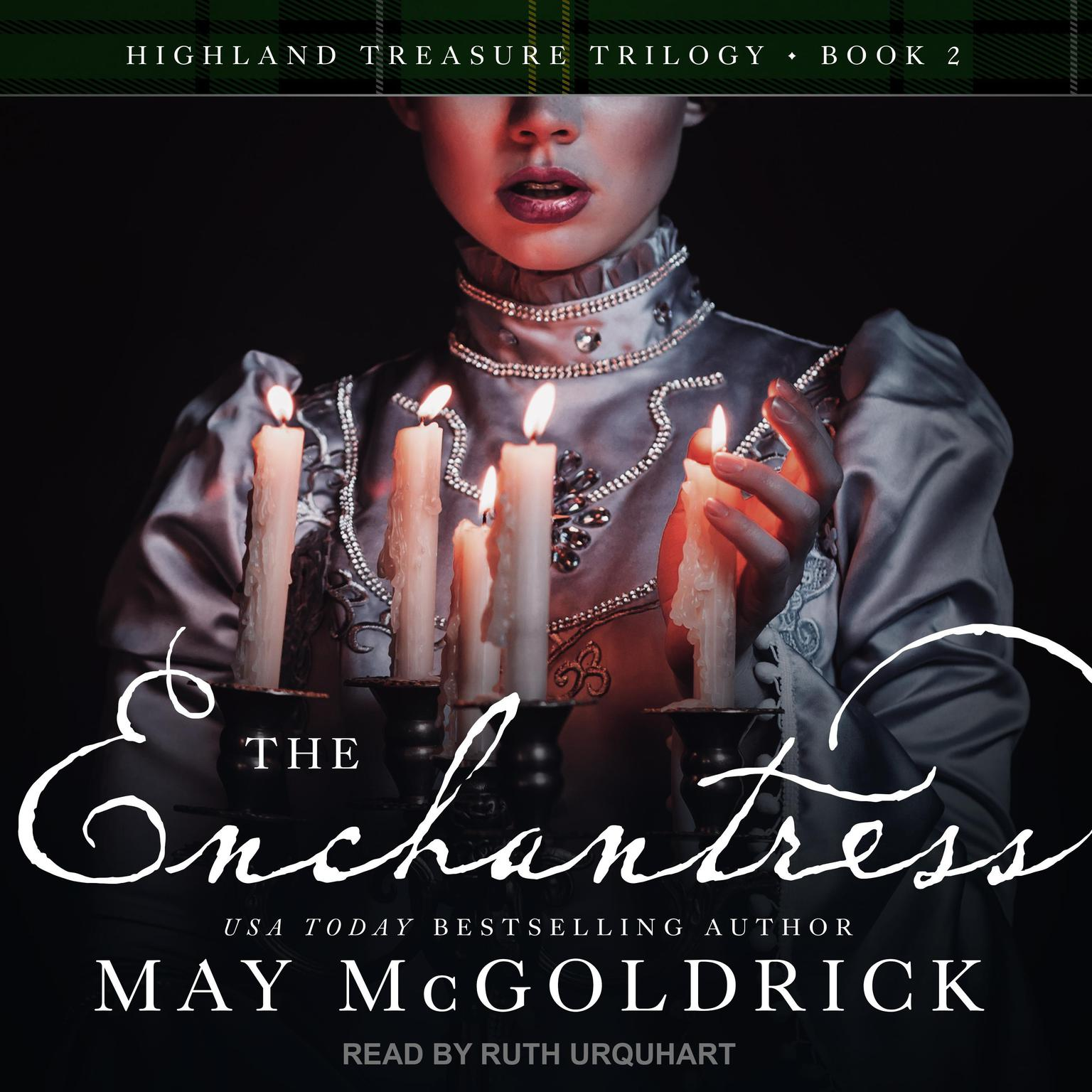 Printable The Enchantress Audiobook Cover Art