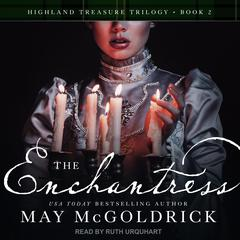 The Enchantress Audiobook, by May McGoldrick