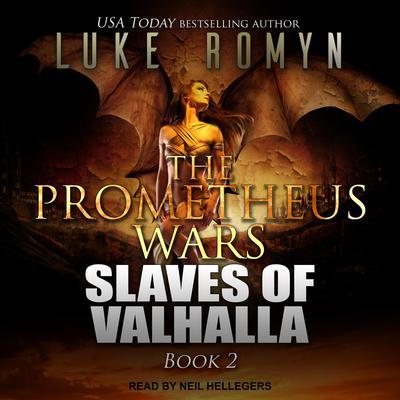 Slaves of Valhalla Audiobook, by Luke Romyn