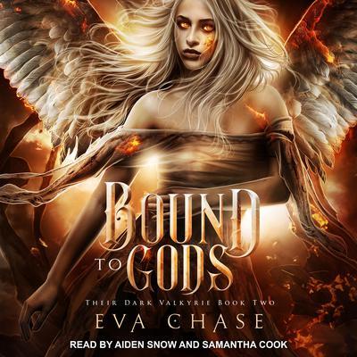 Bound to Gods: A Reverse Harem Urban Fantasy Audiobook, by Eva Chase