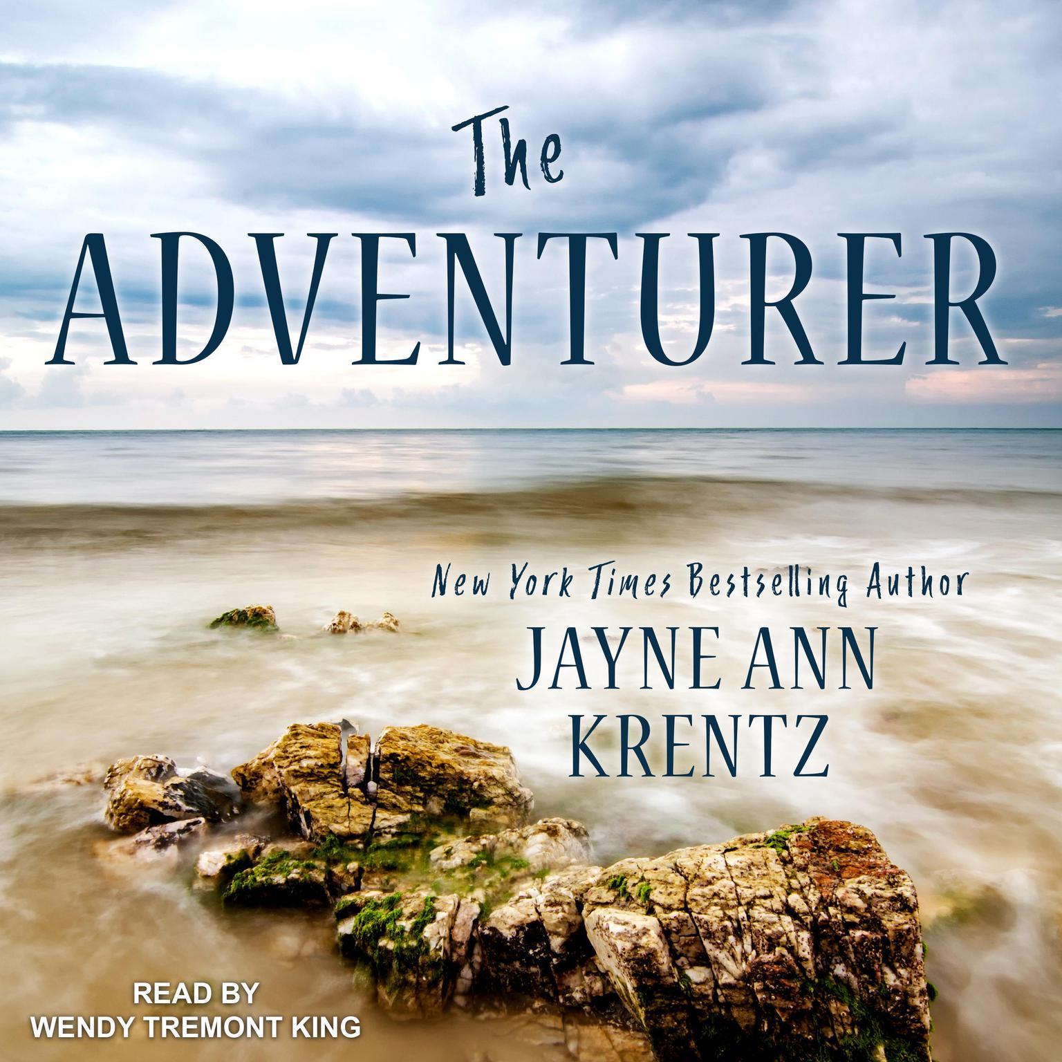 Printable The Adventurer Audiobook Cover Art