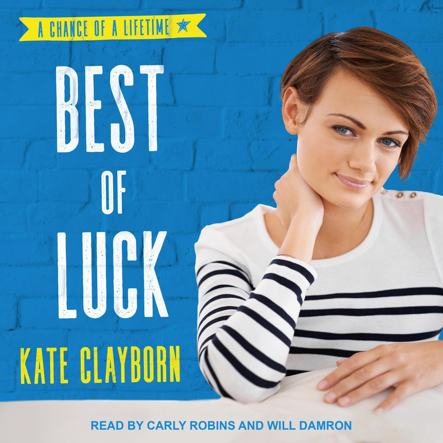 Printable Best of Luck Audiobook Cover Art