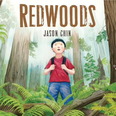 Redwoods Audiobook, by Jason Chin