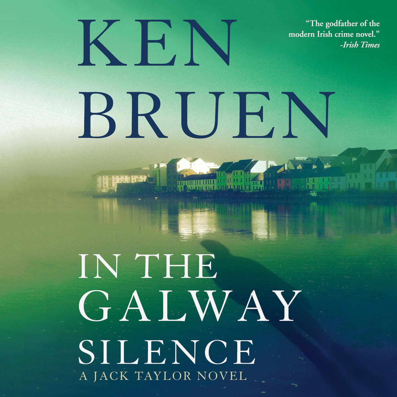 Printable In the Galway Silence Audiobook Cover Art