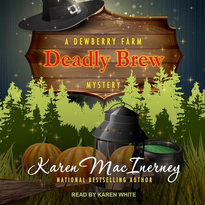 Deadly Brew Audiobook, by Karen MacInerney