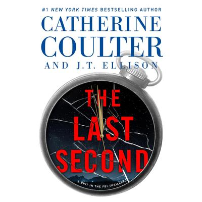 The Last Second Audiobook, by Catherine Coulter