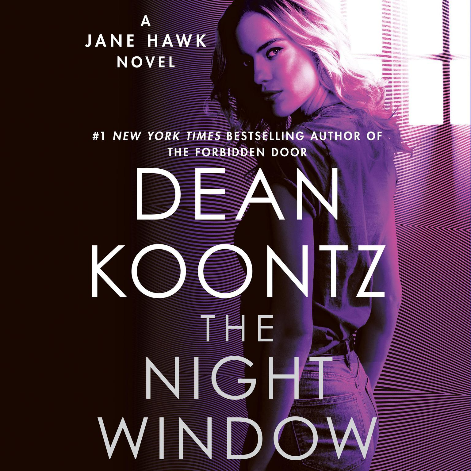 Printable The Night Window Audiobook Cover Art