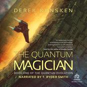 The Quantum Magician Audiobook, by Derek Kunsken