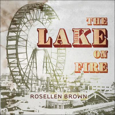 The Lake on Fire Audiobook, by Rosellen Brown