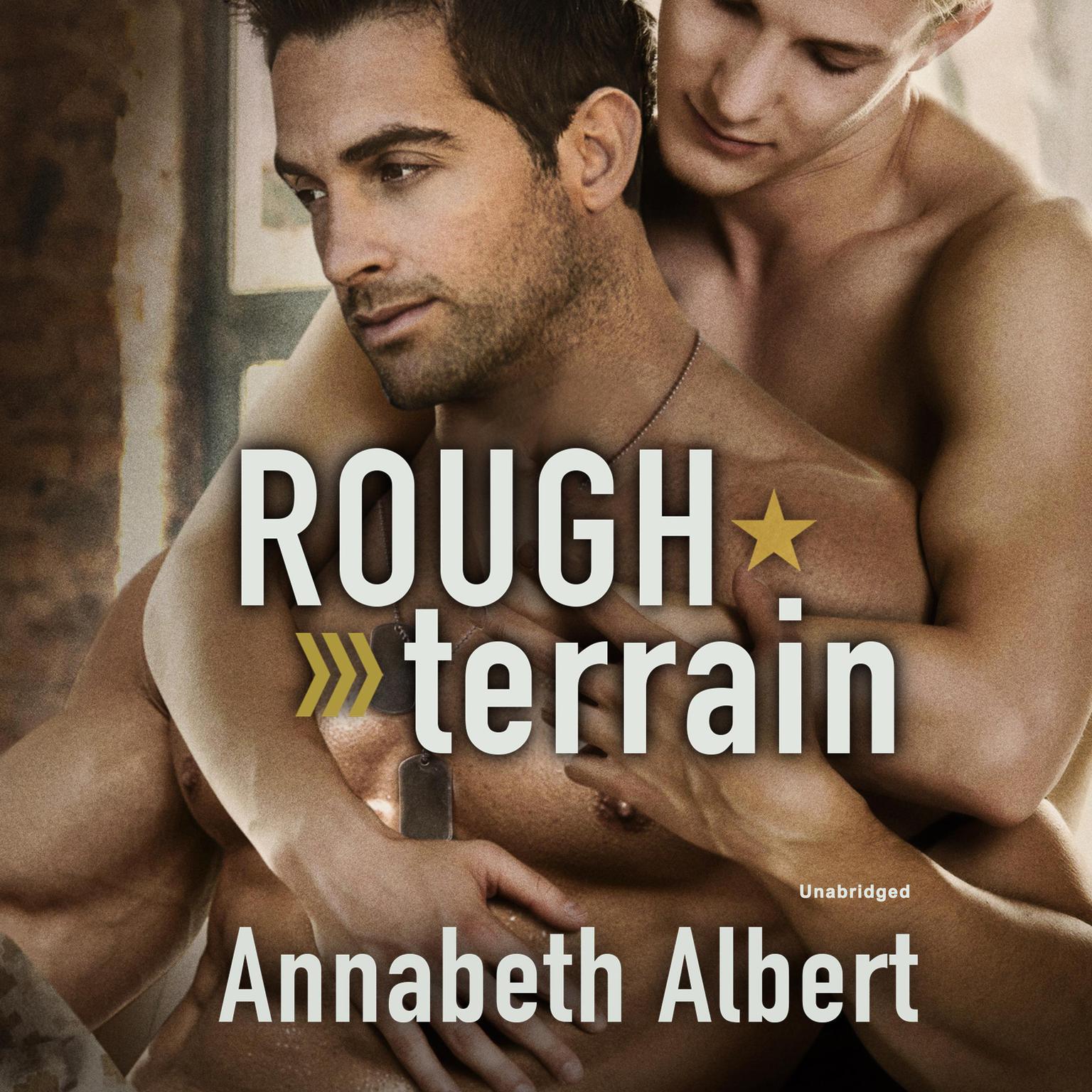 Printable Rough Terrain Audiobook Cover Art