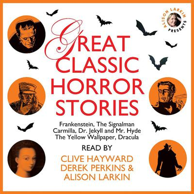 Great Classic Horror Stories Audiobook, by Charles Dickens