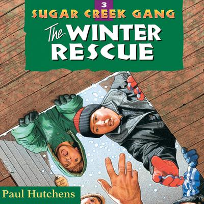 The Winter Rescue Audiobook, by Paul Hutchens
